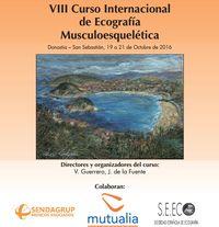 Curso Internacional de Ecografía Musculoesqueletica en San Sebastian