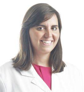Dra Idoia Palicio, especialista en Otorrinolaringología y centrada en el Vértigo y Patología Vestibular, así como en la Otorrinolaringología Infantil