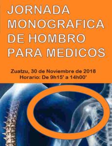 Jornada sobre Patología de Hombro para Médicos organizada por el Foro Sendagrup en Donostia - San Sebastián