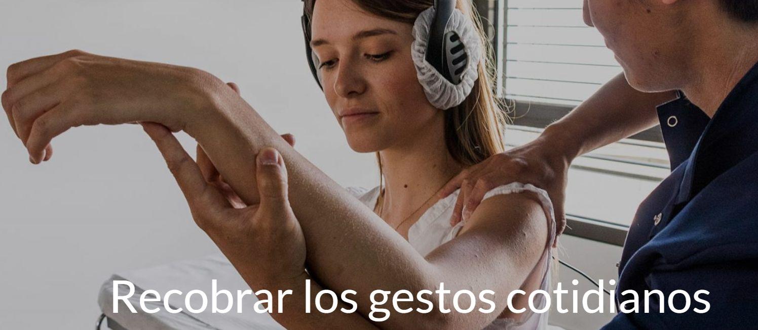 Recuperación de la movilidad y motricidad alteradas mediante el método Allyane, en el Centro Médico Sendagrup de Donostia - San Sebastián